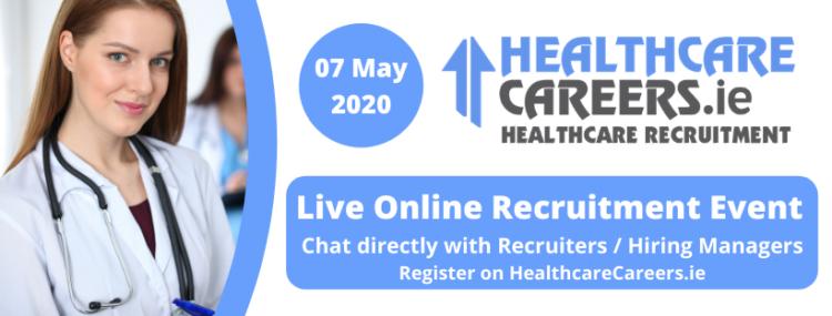 Online Healthcare Careers Fair